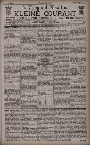 Vliegend blaadje : nieuws- en advertentiebode voor Den Helder 1894-06-06