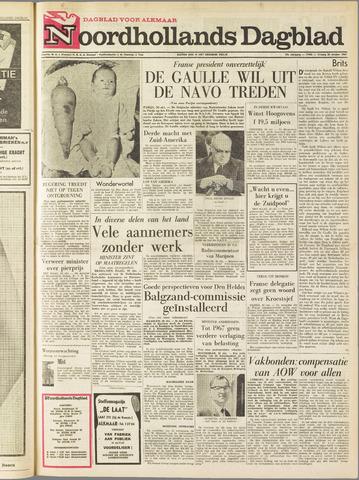 Noordhollands Dagblad : dagblad voor Alkmaar en omgeving 1964-10-30