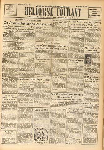 Heldersche Courant 1950-12-20