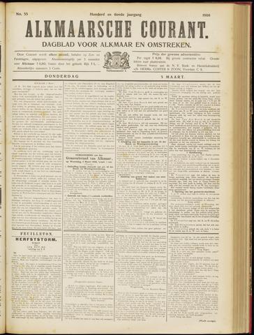 Alkmaarsche Courant 1908-03-05