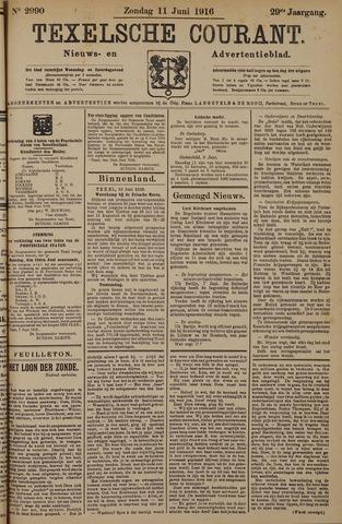 Texelsche Courant 1916-06-11