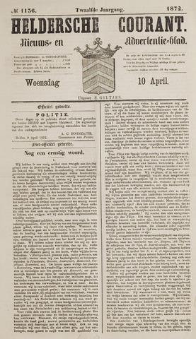 Heldersche Courant 1872-04-10