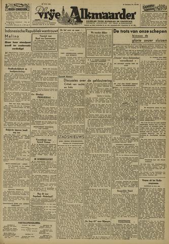 De Vrije Alkmaarder 1946-07-19