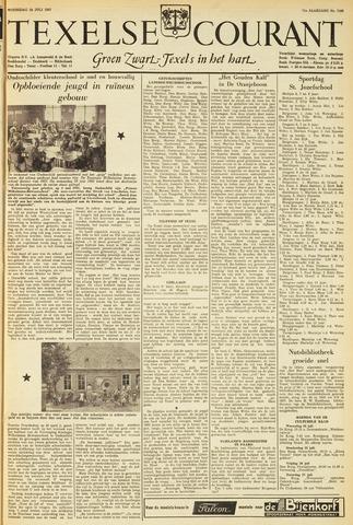 Texelsche Courant 1957-07-24