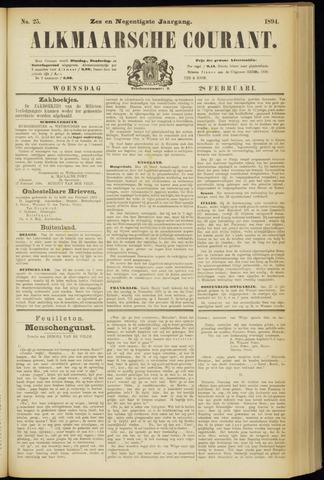 Alkmaarsche Courant 1894-02-28