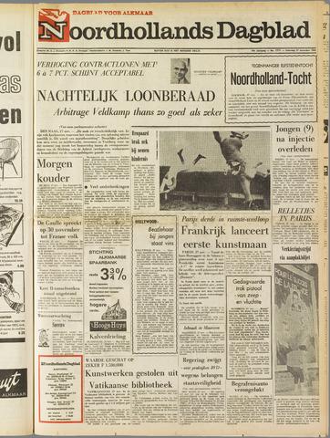 Noordhollands Dagblad : dagblad voor Alkmaar en omgeving 1965-11-27