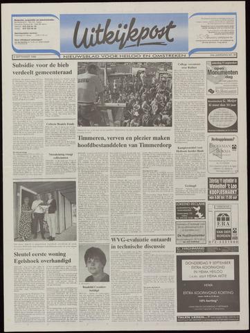 Uitkijkpost : nieuwsblad voor Heiloo e.o. 1999-09-08