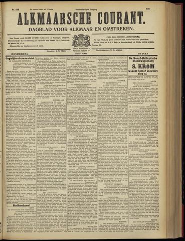 Alkmaarsche Courant 1928-07-26
