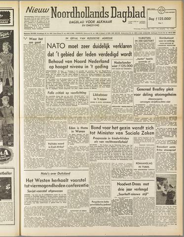 Nieuw Noordhollandsch Dagblad : voor Alkmaar en omgeving 1952-09-24