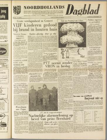 Noordhollands Dagblad : dagblad voor Alkmaar en omgeving 1959-12-12