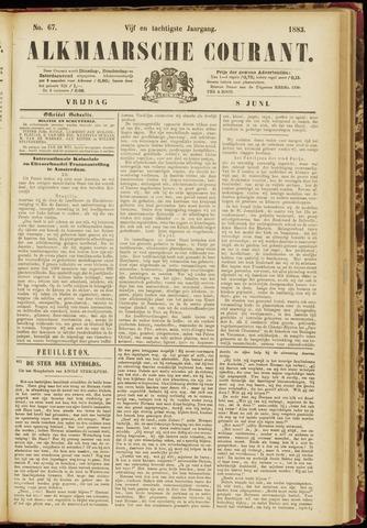 Alkmaarsche Courant 1883-06-08