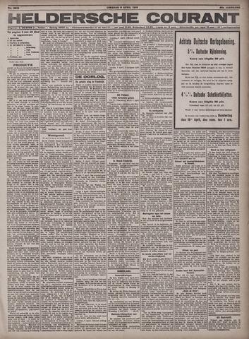 Heldersche Courant 1918-04-09