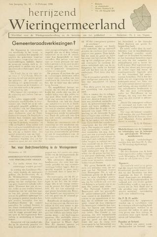 Herrijzend Wieringermeerland 1946-02-16