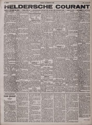 Heldersche Courant 1919-02-18