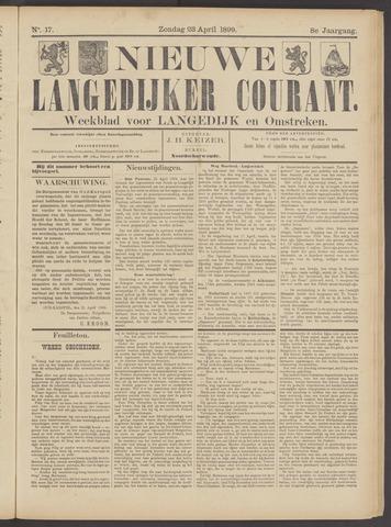Nieuwe Langedijker Courant 1899-04-23