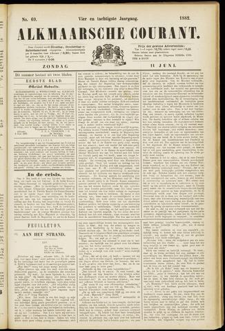 Alkmaarsche Courant 1882-06-11