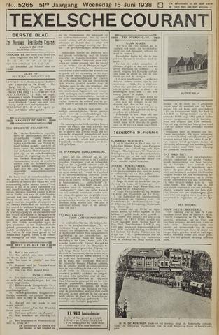 Texelsche Courant 1938-06-15