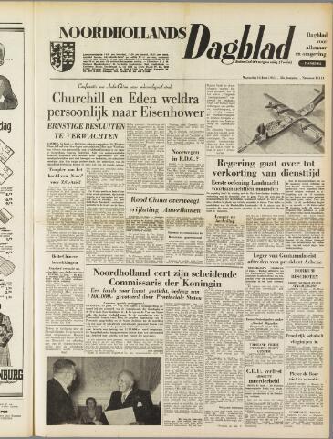 Noordhollands Dagblad : dagblad voor Alkmaar en omgeving 1954-06-16