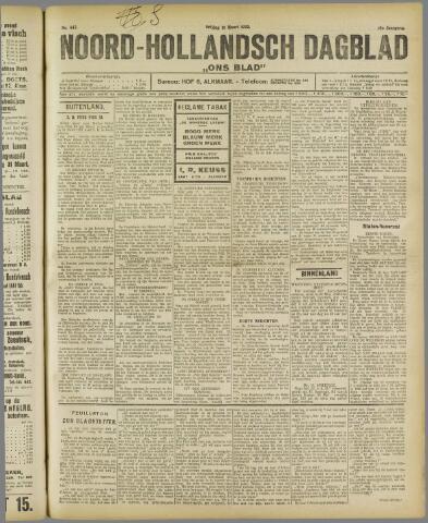 Ons Blad : katholiek nieuwsblad voor N-H 1922-03-31