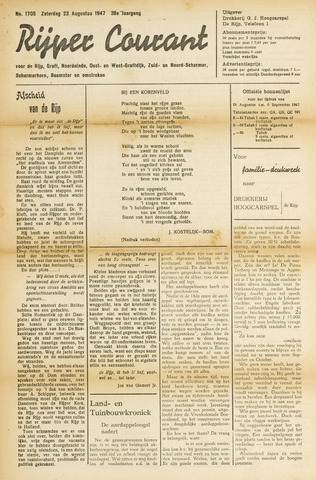 Rijper Courant 1947-08-23