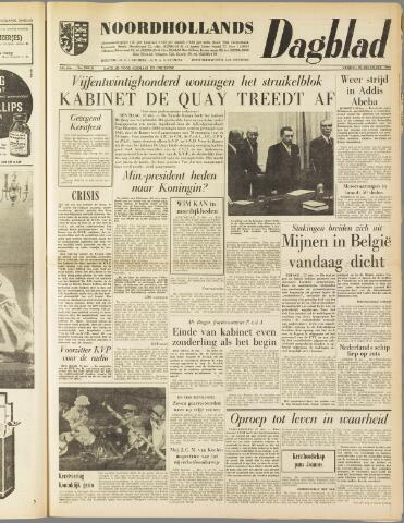 Noordhollands Dagblad : dagblad voor Alkmaar en omgeving 1960-12-23