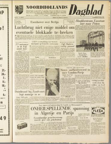 Noordhollands Dagblad : dagblad voor Alkmaar en omgeving 1959-07-23
