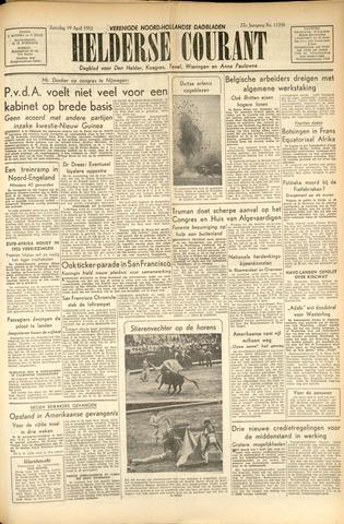Heldersche Courant 1952-04-19