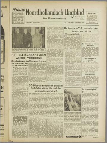 Nieuw Noordhollandsch Dagblad : voor Alkmaar en omgeving 1946-07-13
