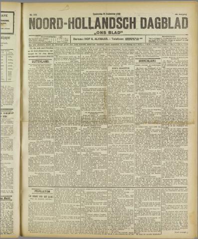 Ons Blad : katholiek nieuwsblad voor N-H 1922-09-21