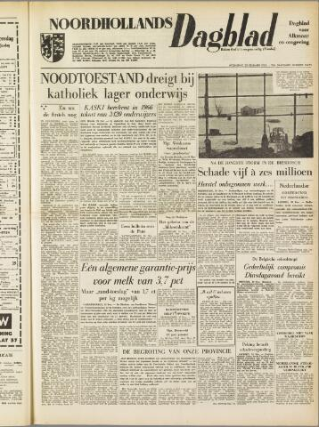 Noordhollands Dagblad : dagblad voor Alkmaar en omgeving 1954-12-29