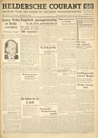 Heldersche Courant 1940-03-04