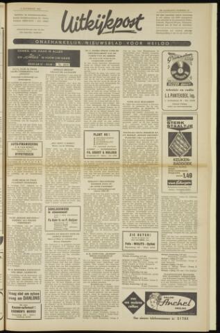 Uitkijkpost : nieuwsblad voor Heiloo e.o. 1962-11-08