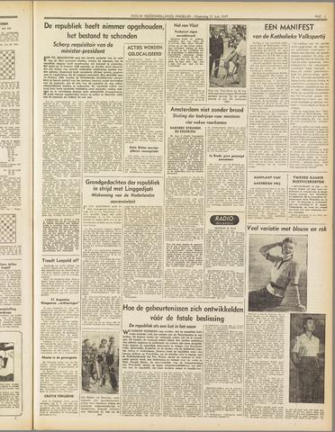 Nieuw Noordhollandsch Dagblad : voor Alkmaar en omgeving 1947-07-22