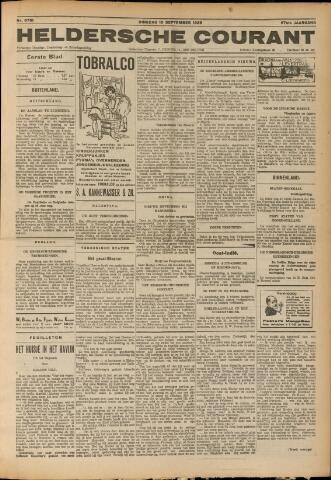 Heldersche Courant 1929-09-10