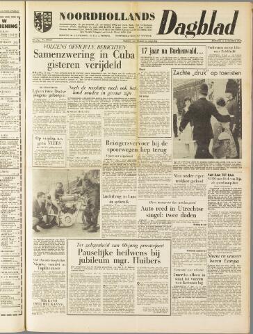 Noordhollands Dagblad : dagblad voor Alkmaar en omgeving 1959-08-11