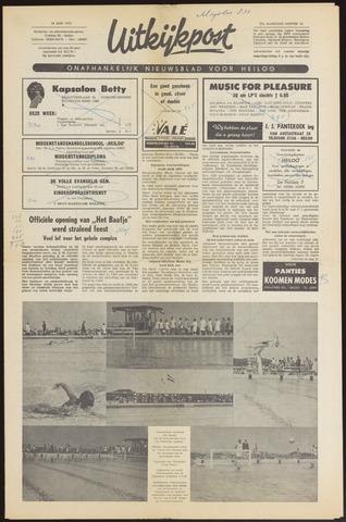 Uitkijkpost : nieuwsblad voor Heiloo e.o. 1970-06-24