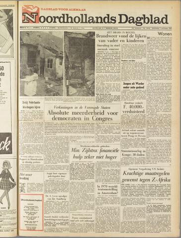 Noordhollands Dagblad : dagblad voor Alkmaar en omgeving 1962-11-07