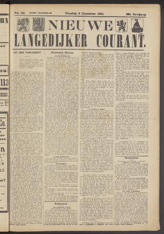 Nieuwe Langedijker Courant 1924-12-02