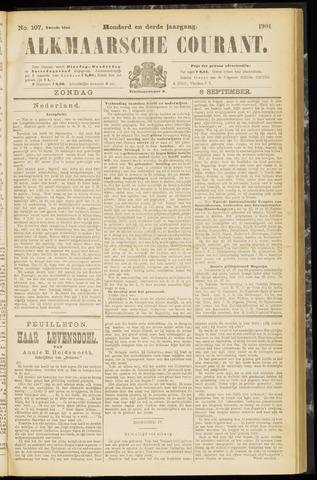 Alkmaarsche Courant 1901-09-08