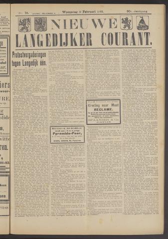 Nieuwe Langedijker Courant 1921-02-09