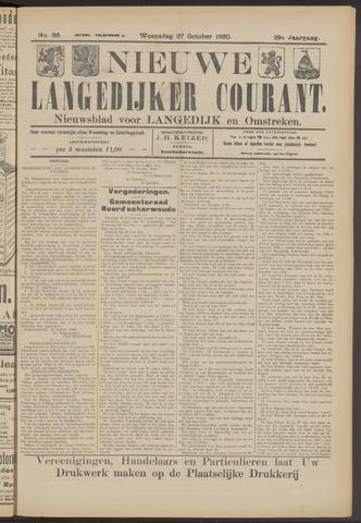 Nieuwe Langedijker Courant 1920-10-27