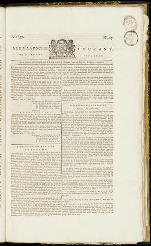 Alkmaarsche Courant 1837-07-03