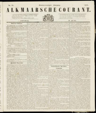 Alkmaarsche Courant 1871-06-18