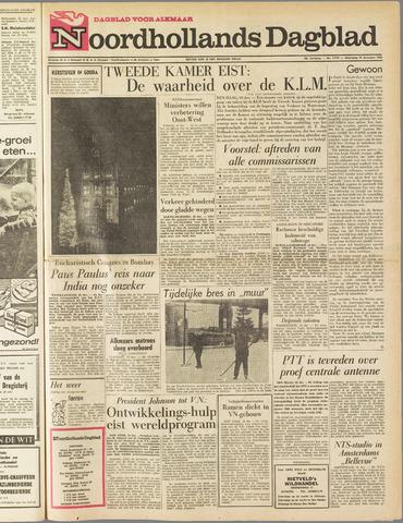 Noordhollands Dagblad : dagblad voor Alkmaar en omgeving 1963-12-18
