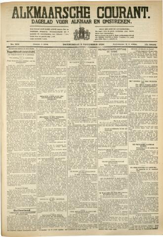 Alkmaarsche Courant 1930-11-06