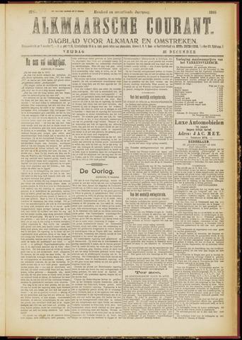Alkmaarsche Courant 1915-12-31