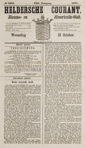 Heldersche Courant 1871-10-18