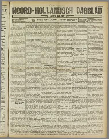 Ons Blad : katholiek nieuwsblad voor N-H 1921-12-12