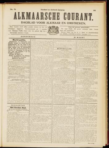 Alkmaarsche Courant 1911-03-30