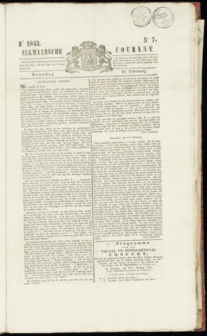 Alkmaarsche Courant 1843-02-13
